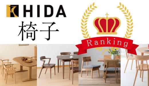 飛騨産業で人気の椅子・チェア