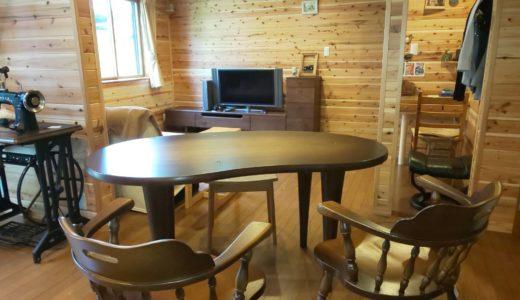 【飛騨産業の納品事例⑨】木の温かみがあるお宅に森のことばの家具を納品~同系色にならないように塗装で工夫~